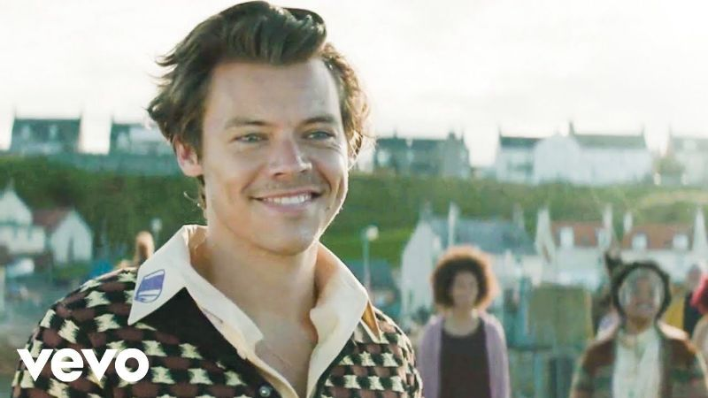 Harry Styles – Adore You (Official Video)