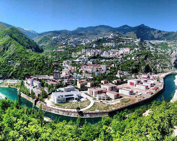 Artvin – English