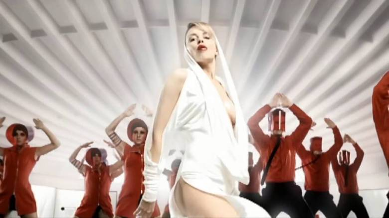 Kylie Minogue – Can't Get You Out Of My Head (Official Video)