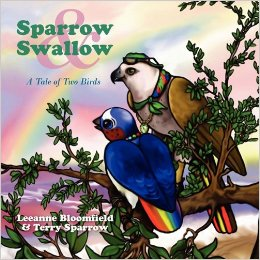 SWALLOW and SPARROW