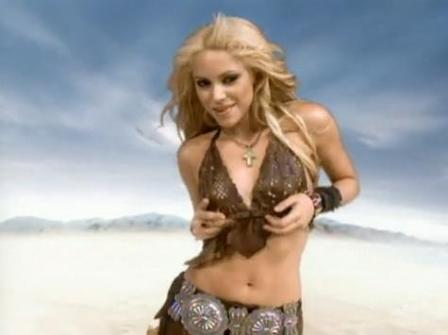 Shakira – Whenever, Wherever
