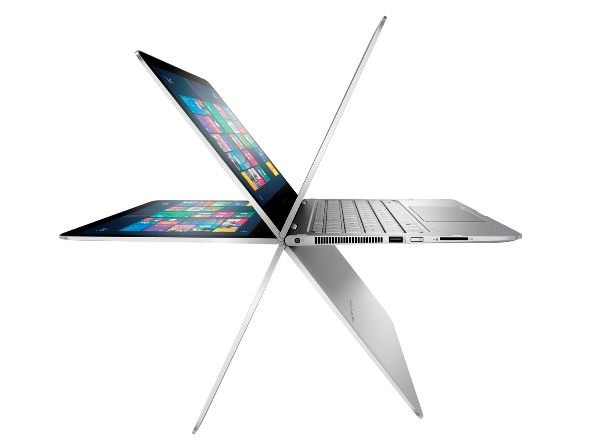 1c15 - HP Spectre x360 Convertible PC with Windows 8.1 Updated Color Tile Screen, Hero, Retail POS Key Visual