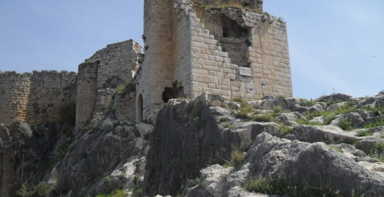 Resimlerle Anavarza Antik Kenti – Anavarza Ancient City in Pictures