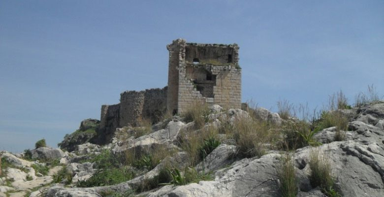 Anavarza Antik Kenti ve Kalesi (Anavarza Ancient City and Castle)