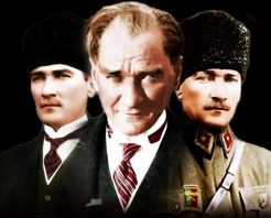 MUSTAFA KEMAL ATATURK – ENGLISH BIOGRAPHY
