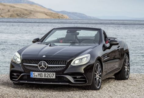 İşte Mercedes in yeni SLC modelleri (Video)