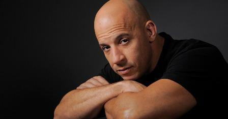 Vin Diesel life of the English